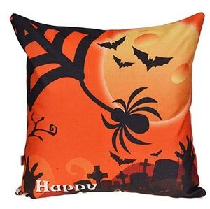 Other - 2/$30 - Happy Halloween Pillow - 18 × 18